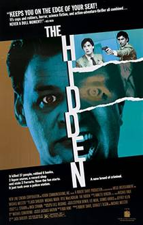Picture of a movie: The Hidden