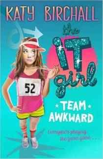 Picture of a book: Team Awkward