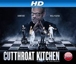 Picture of a TV show: Cutthroat Kitchen