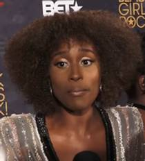Picture of an author: Issa Rae