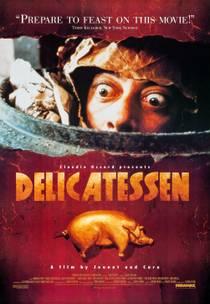 Picture of a movie: Delicatessen