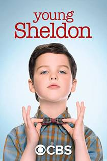 Picture of a TV show: Young Sheldon