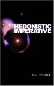 Picture of a book: The Hedonistic Imperative