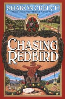 Picture of a book: Chasing Redbird