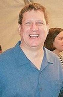 Picture of an author: Lee Strobel