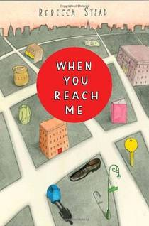 Picture of a book: When You Reach Me