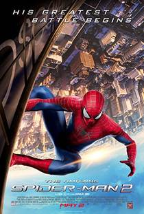 Picture of a movie: The Amazing Spider-Man 2