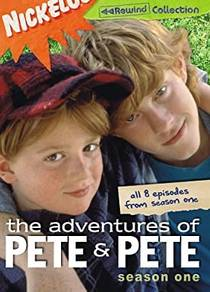 Picture of a TV show: The Adventures Of Pete & Pete