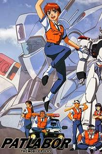 Picture of a TV show: Patlabor: The Mobile Police