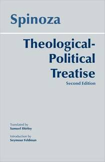 Picture of a book: Theological-Political Treatise