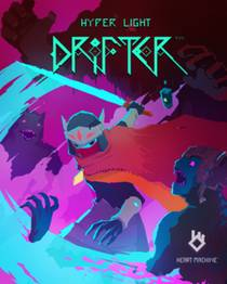 Picture of a game: Hyper Light Drifter