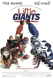 Picture of a movie: Little Giants