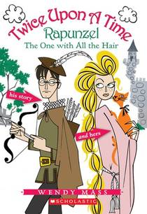 Picture of a book: Rapunzel: The One With All The Hair