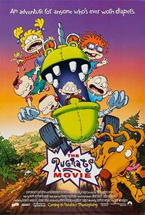 Picture of a movie: The Rugrats Movie