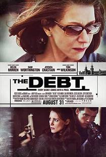 Picture of a movie: The Debt