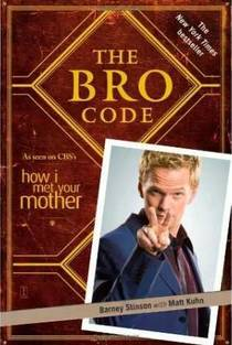 Picture of a book: The Bro Code