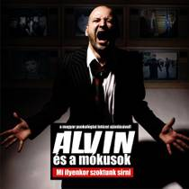 Picture of a band or musician: Alvin És A Mókusok