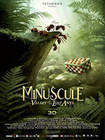 Picture of a movie: Minuscule: Valley Of The Lost Ants