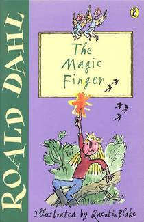 Picture of a book: The Magic Finger