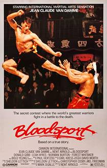 Picture of a movie: Bloodsport