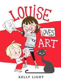 Picture of a book: Louise Loves Art