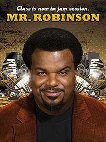 Picture of a TV show: Mr. Robinson