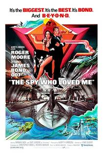 Picture of a movie: The Spy Who Loved Me
