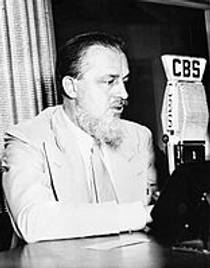 Picture of an author: Rex Stout