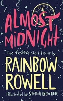 Picture of a book: Almost Midnight
