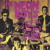 Picture of a band or musician: The Neon Boys