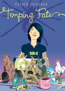Picture of a book: Temping Fate