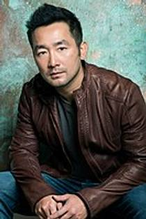Picture of an author: Wesley Chu