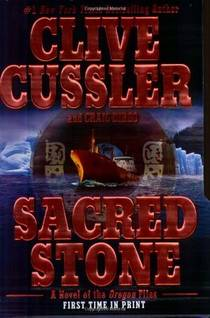 Picture of a book: Sacred Stone