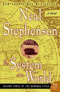 Picture of a book: The System Of The World