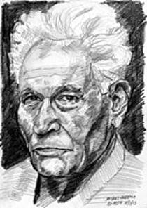Picture of an author: Jacques Derrida