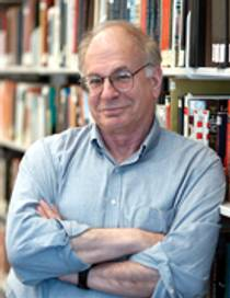 Picture of an author: Daniel Kahneman