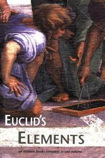 Picture of a book: Euclid's Elements