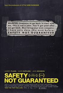 Picture of a movie: Safety Not Guaranteed