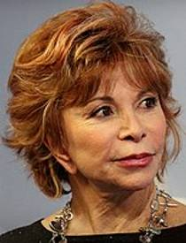 Picture of an author: Isabel Allende