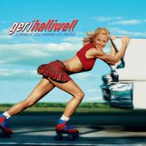Picture of a band or musician: Geri Halliwell