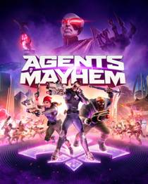Picture of a game: Agents Of Mayhem