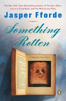 Picture of a book: Something Rotten