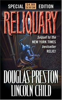 Picture of a book: Reliquary