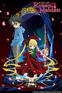 Picture of a TV show: Rozen Maiden