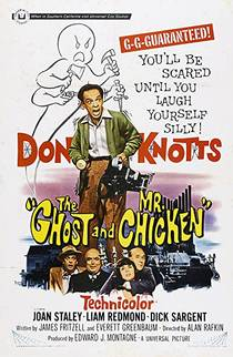 Picture of a movie: The Ghost And Mr. Chicken