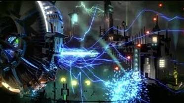 Picture of a game: Resogun