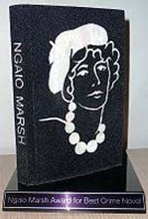 Picture of an author: Ngaio Marsh