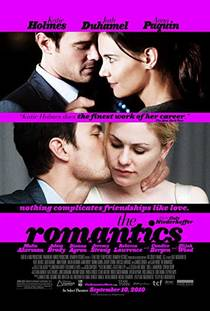 Picture of a movie: The Romantics
