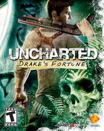 Picture of a game: Uncharted: Drake's Fortune
