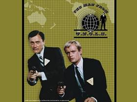 Picture of a TV show: The Man From U.N.C.L.E.